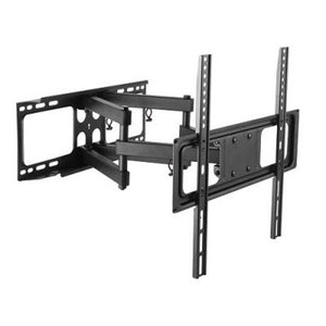"ARGOM  TV WALL MOUNT 32"" - 55"" FULL MOTION DOUBLE ARM"