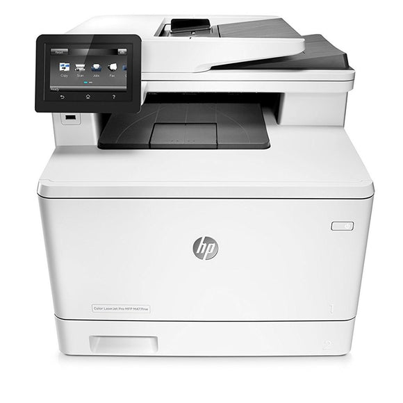 HP LaserJet Pro M477fnw Multifunction Wireless Color Laser Printer with Built-in Ethernet