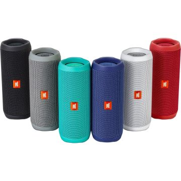 JBL Flip 4 Portable Waterproof Bluetooth Speaker