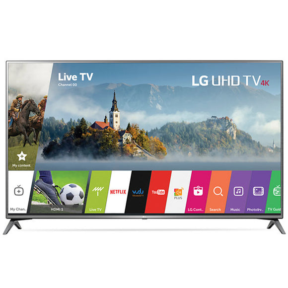 LG Electronics 75UJ6470 75-Inch 4K UHD HDR Smart LED TV - 75