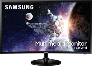 "Samsung 32"" 1920x1080 HDMI 60hz 4ms FHD LCD Curved Monitor (LC32F39MFUNXZA)"