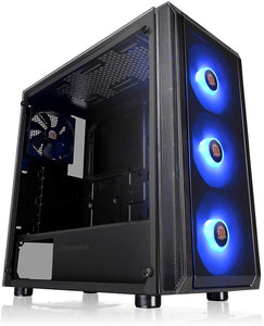 Thermaltake Versa J23 Tempered Glass RGB Edition ATX Case