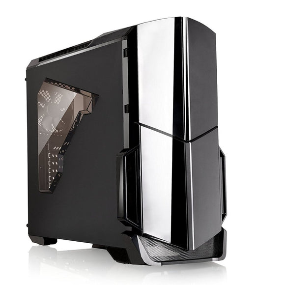 Thermaltake Versa N21 Translucent Panel ATX Mid Tower Window Gaming Computer Case
