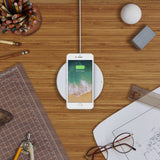 Belkin BOOST UP Wireless Charging Pad Optimal 7.5W charging for iPhone X, 8, and 8 Plus
