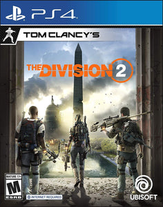 Tom Clancy's The Division 2 - PS4 Standard Edition