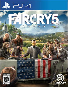 Far Cry 5 Game