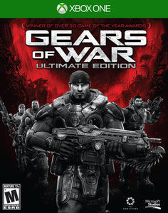 Gears Of War Ultimate Edition Game for Xbox