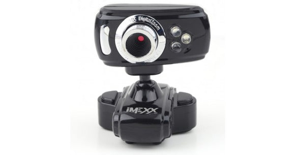 Isource iMexx Web Cam USB Camera W/INFRARED 2MP