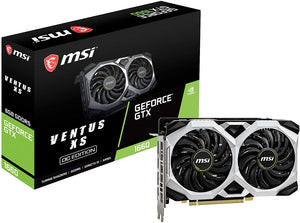 MSI Gaming GeForce GTX 1660 Graphics Card