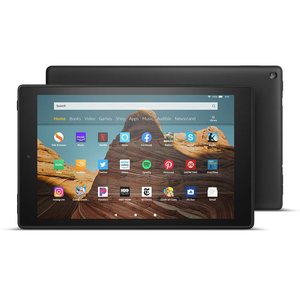 "Amazon Fire 10"" Tablet with Alexa"