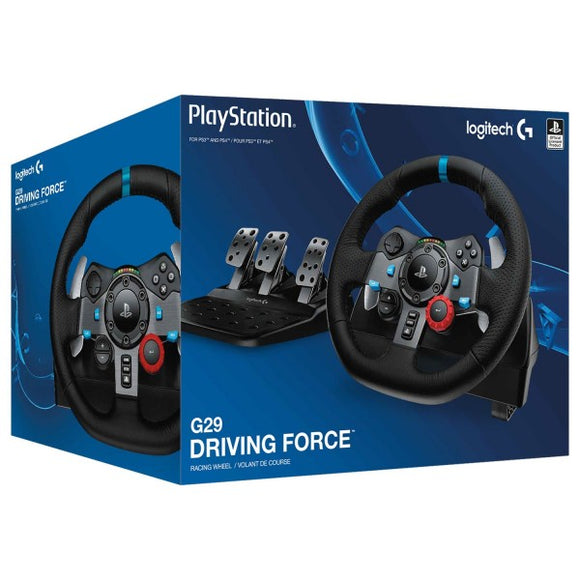Logitech Driving Force G29 - PS4 (B/F)