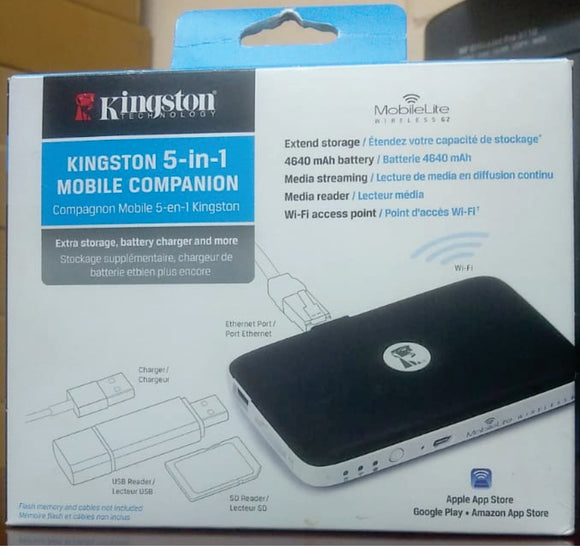 Kingston 5-in-1 Mobile Companion