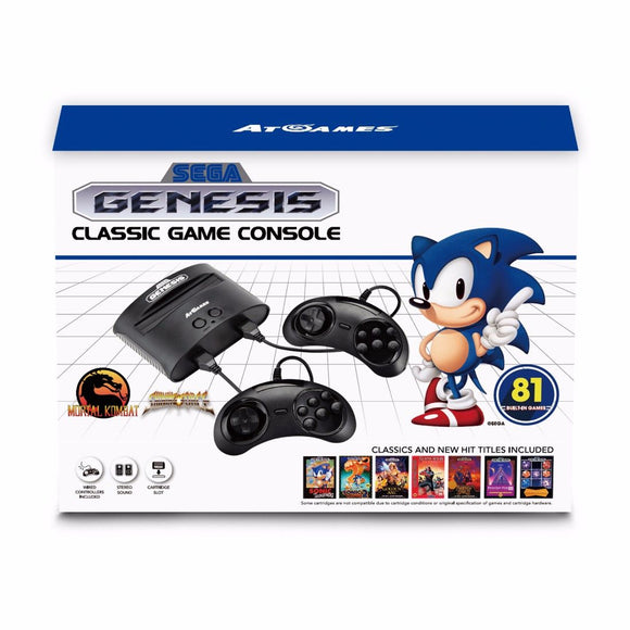 Sega Genesis Classic Game Console 2017 Version