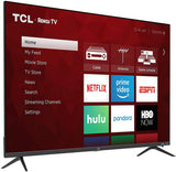"TCL 55"" 4K UHD Dolby Vision HDR Roku Smart"