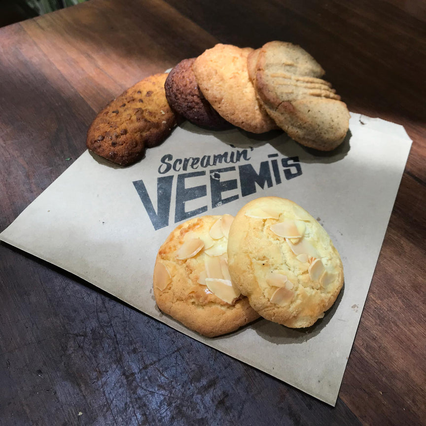 Screamin' Veemis Vietnamese Coffee Cookie