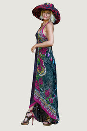 Georgette Digital Print Meryl Dress
