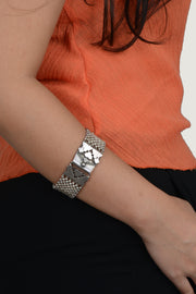 Gabi Antique Silver Bracelet