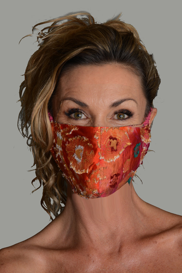 Roos - Assorted Color & Motifs Face Mask
