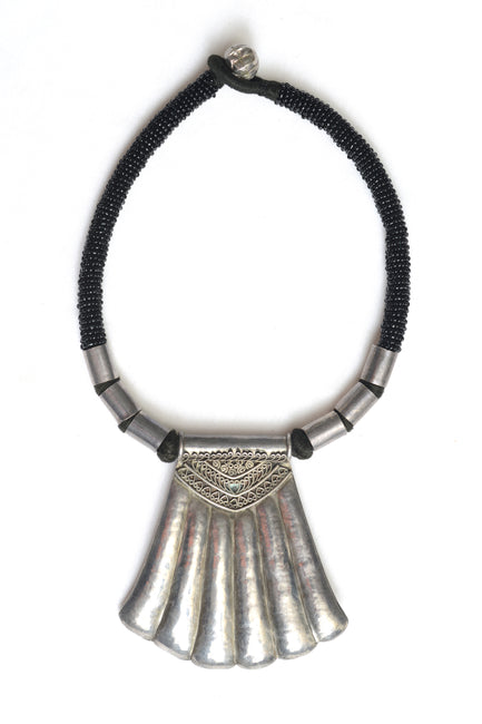 Garcia Silver Necklace