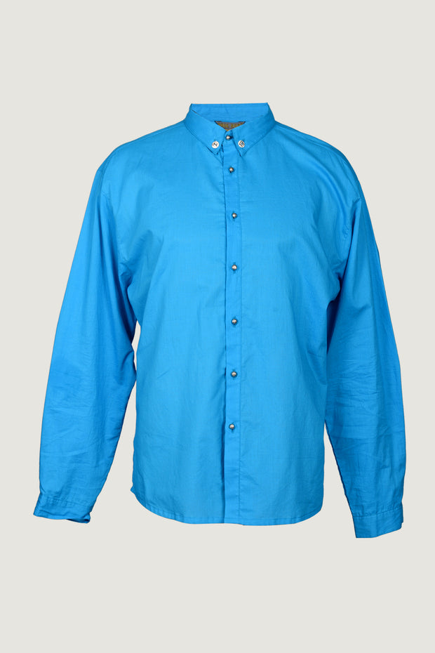 Scott -Deluxe Cotton Men's Shirt