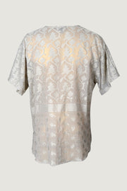 James - Cotton Featherlight Jacquard