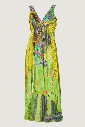 Kenya - Georgette Digital Print Long Dress
