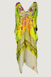 Protman - Georgette Digital Print Dress