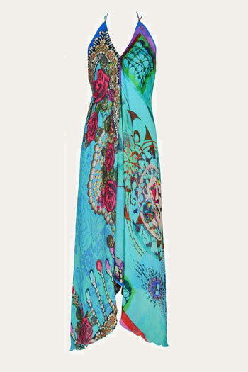 Meryl - Georgette Digital Print