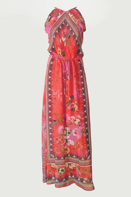 Natasha - Georgette Chiffon Long Dress