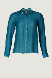 Cherline Shirt - Silk Cotton