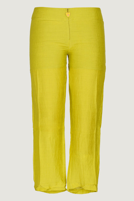 Alora - Cotton Silk Massa 3/4 Pants