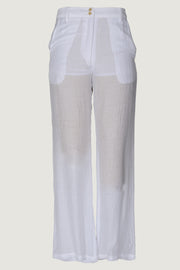 Sherawali - Silk Cotton Pants