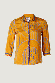 Cadena Classic Shirt - Silk Print Limited Edition