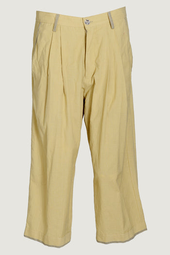 Kevin - Cotton Handloomed Men's Pants