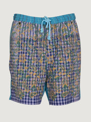 Chokra - Cotton Check Short Pants