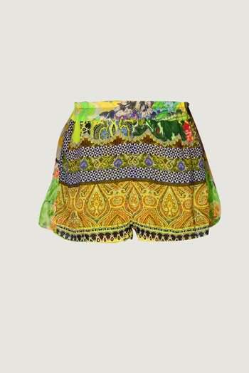 Devayne - Georgette Chiffon Digital Print Shorts