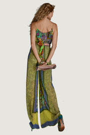 Nikita Forest - Georgette Digital Print Long Jumpsuit