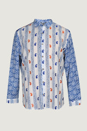 Gregory - Cotton L / S Printed Men's Shirt