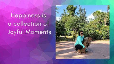 Happiness is a collection of joyful moments The Eight Senses Blog by N Baranes