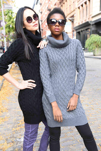 Sweater Tunic Tops The Eight Senses®