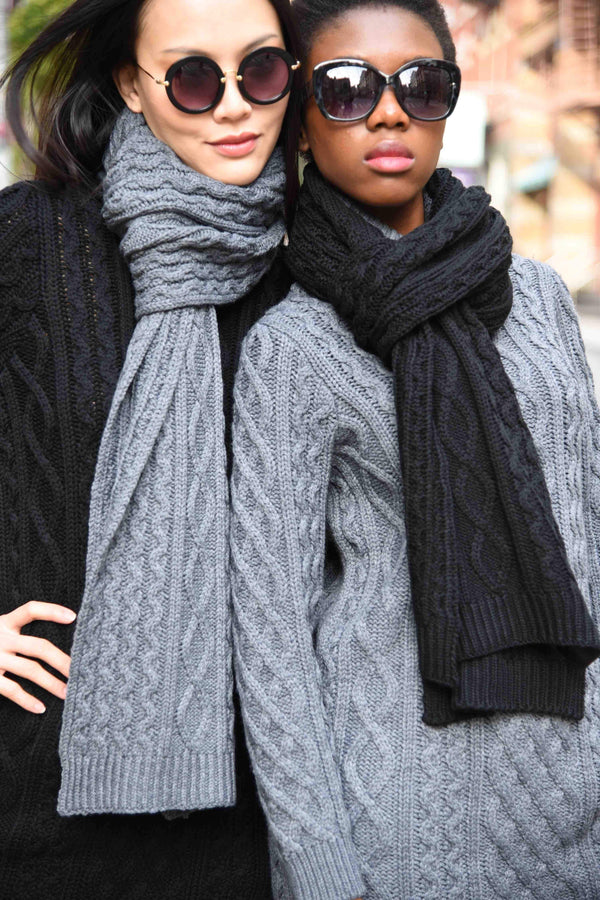 Sweater Scarf Scarf The Eight Senses®