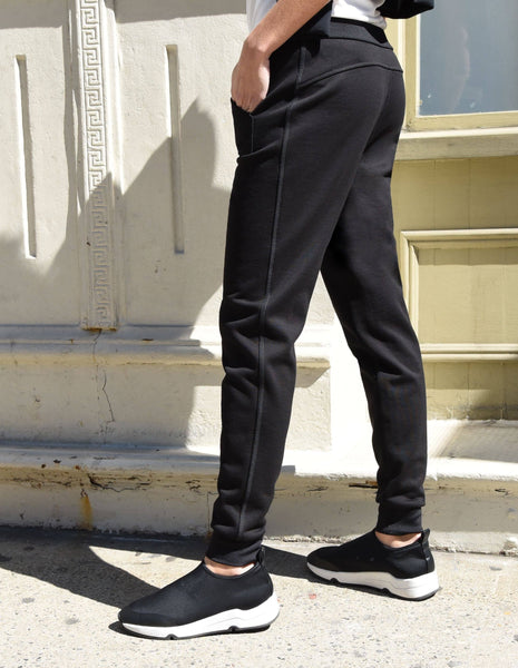 Kangaroo-Pocket Jogger Pants The Eight Senses®