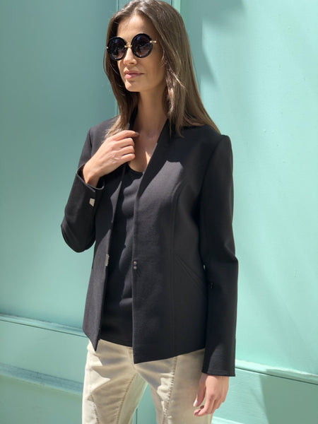 Layered Blazer Jackets The Eight Senses®
