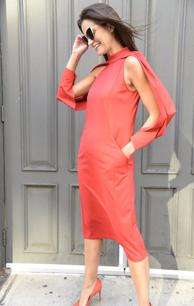 Flexi Sleeves Dress Dresses The Eight Senses®