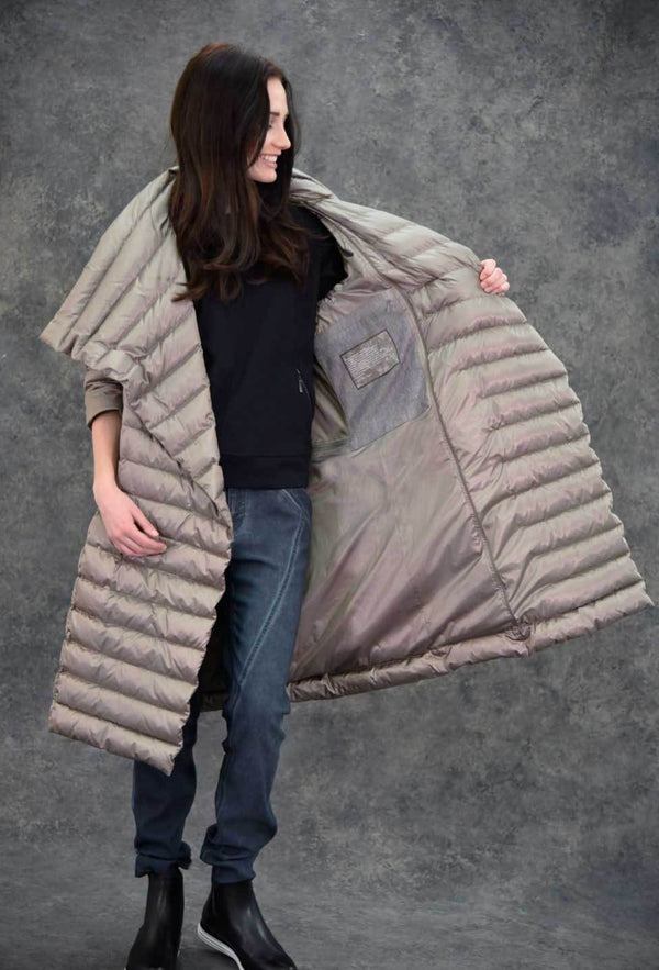 The New Puffer Blanket