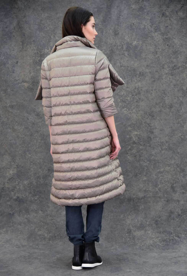 The New Puffer Blanket Coats The Eight Senses®