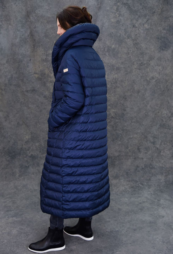Reversible Oversized Puffer Coats The Eight Senses®