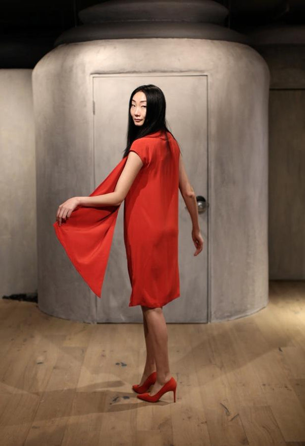 Drape & Go Dress Dresses The Eight Senses®