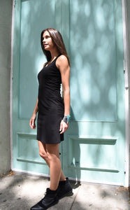 Under Dress Layer Dresses The Eight Senses® Black XS