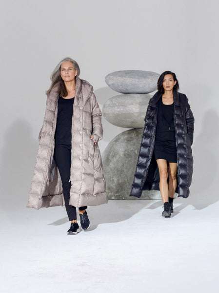 Oversized Puffer Coat Coats The Eight Senses®